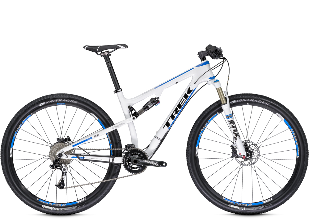 Trek Superfly FS 9.7 SL (2014)
