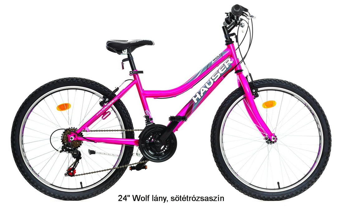 "Hauser Wolf 24"" lány"