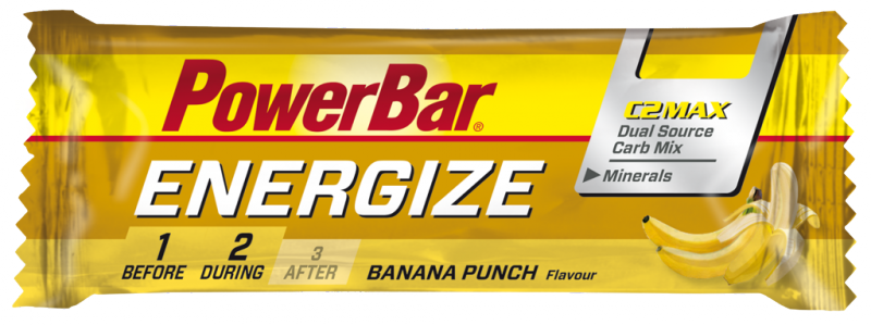 PowerBar Energize banana-punch