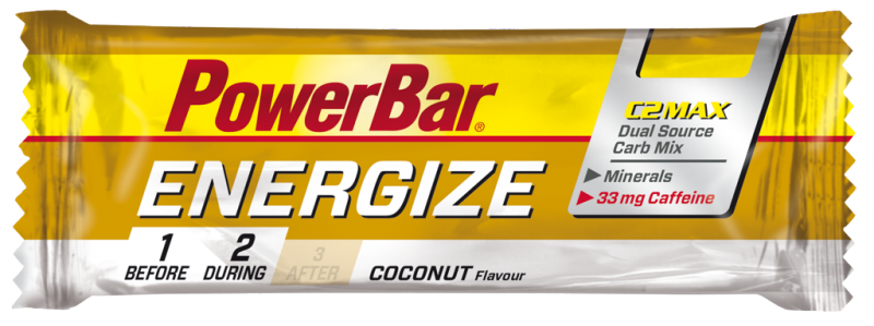 PowerBar Energize coconut