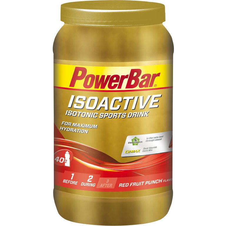 PowerBar Isoactive red fruit punch